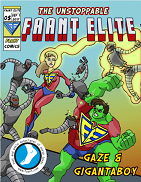 The Unstoppable FAANT Elite Coloring Book