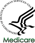 Logo Recognizing Foot and Ankle Associates of North Texas, LLP's affiliation with Medicare